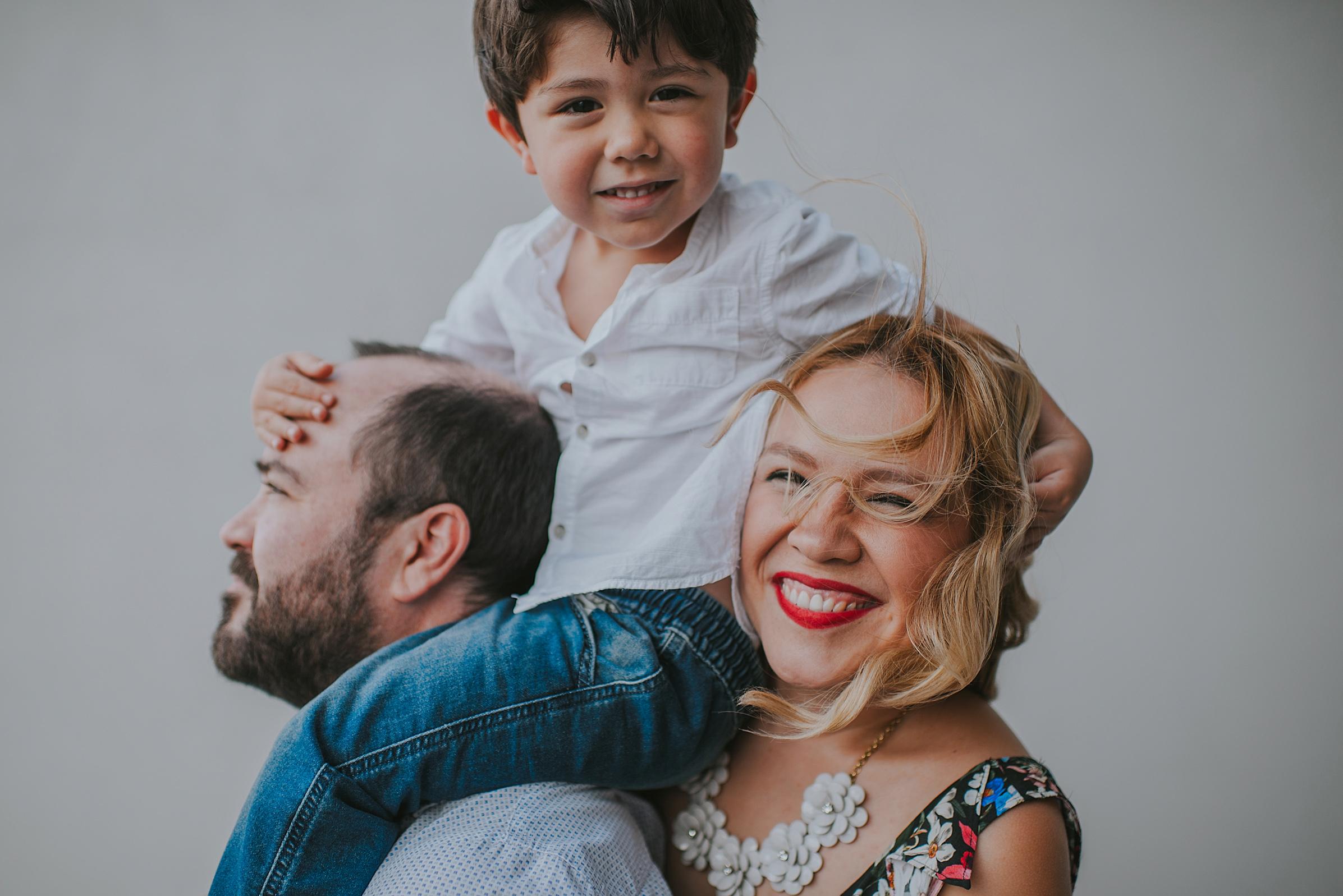 Santillanes Family